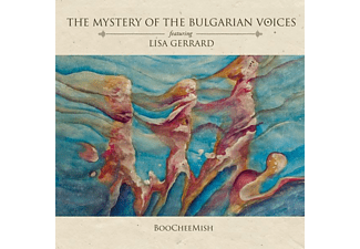 The Mystery Of The Bulgarian Voices - Boocheemish - (CD)
