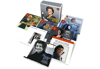 Michala Petri - Michala Petri-The Complete RCA Album Collection - (CD)