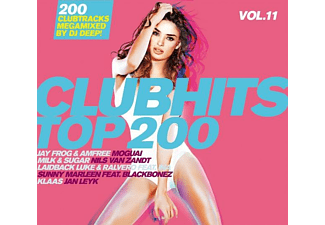 VARIOUS - Clubhits Top 200 Vol.11 - (CD)