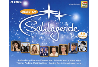 VARIOUS - Best of Schlager.de - (CD)