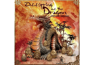 VARIOUS - Offspring Of The Dragon - (CD)
