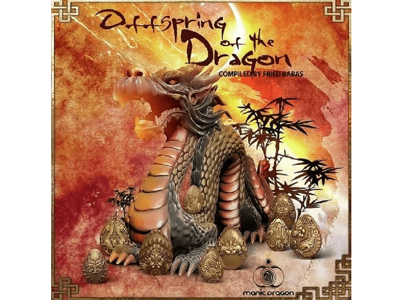 VARIOUS - Offspring Of The Dragon [CD]