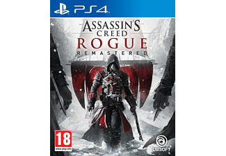 UBISOFT Assassins Creed Rogue Remas PS4 Oyun
