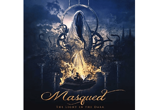 Masqued - The Light In The Dark - (CD)