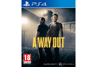 EA A Way Out PS4 Oyun