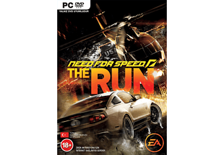 EA NFS The Run PC Oyun