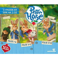 Peter Hase - Peter Hase Hörspielbox (1) - (CD)
