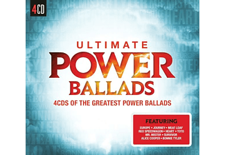 VARIOUS - Ultimate...Power Ballads - (CD)
