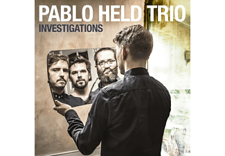 Pablo Trio Held - Investigations - (CD)