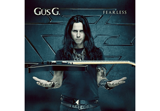 Gus G. - Fearless - (CD)