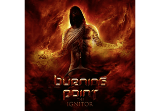 Burning Point - The Ignitor - (CD)