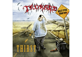 Tankard - Thirst (Clear Red Vinyl) - (Vinyl)