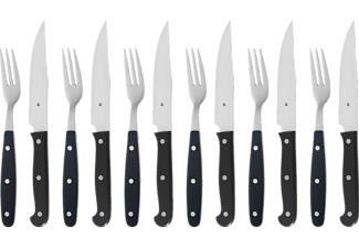 WMF 12.8370.9990 Kansas 12-tlg., Steakbesteck-Set