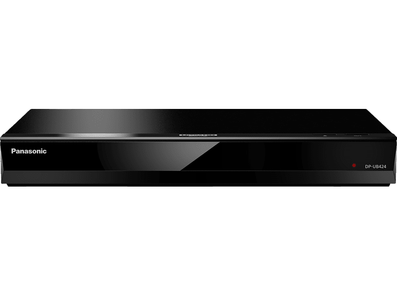 PANASONIC DP-UB424EGK Ultra HD Blu-ray Player (Schwarz)
