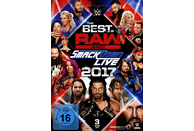 The Best of Raw & Smackdown 2017 [DVD]