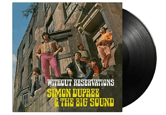 Dupree, Simon/ Big Sound, The - Without Reservations - (Vinyl)