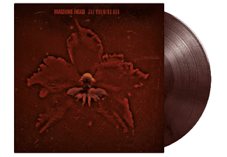 Machine Head - Burning Red (ltd rot/schwarzes Vinyl) - (Vinyl)