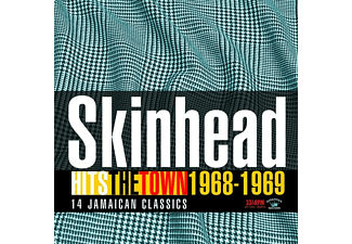 VARIOUS - Skinhead Hits The Town 1968-1969 - (CD)