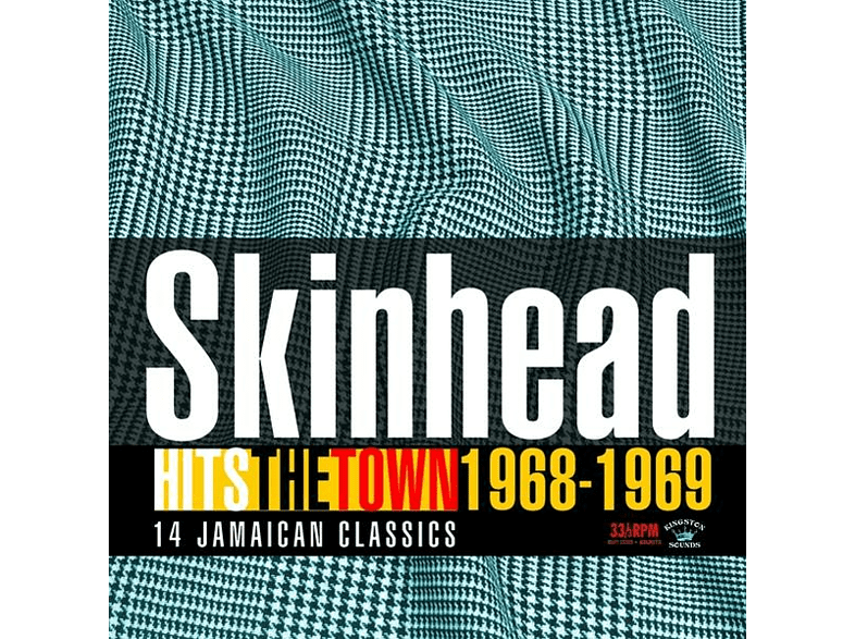 VARIOUS - Skinhead Hits The Town 1968-1969 [CD]
