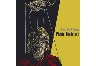 Philip Bradatsch - Ghost On A String - (LP + Bonus-CD)