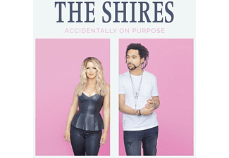 Shires/+ - Accidentally On Purpose - (CD)