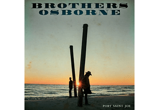 Osborne Brothers - Port Saint Joe - (CD)