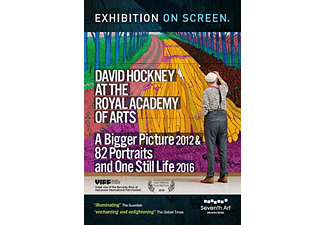 DAVID HOCKNEY AT THE ROYAL ACADEMY OF ARTS - (DVD)