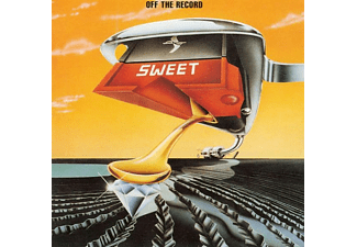 The Sweet - Off The Record (New Extended Version) - (CD)