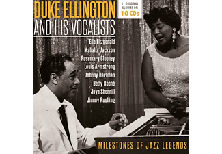 Duke Ellington - Milestones Of A Jazz Legend - (CD)