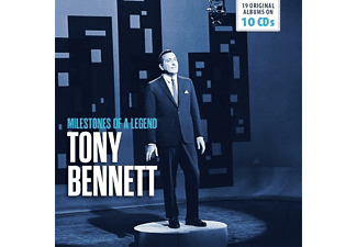 Tony Bennett - 19 Original Albums - (CD)