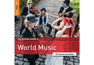 VARIOUS - Rough Guide: World Music - (CD)