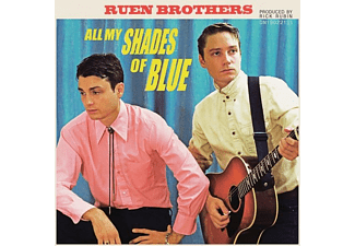 Ruen Brothers - All My Shades of Blue - (Vinyl)
