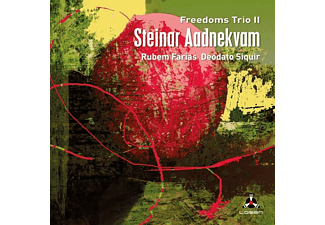 Steinar Aadnekvam - Freedoms Trio II - (CD)
