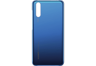 Color Case Backcover Huawei P20 Kunststoff Dunkelblau