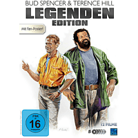 Bud Spencer & Terence Hill Box [DVD]