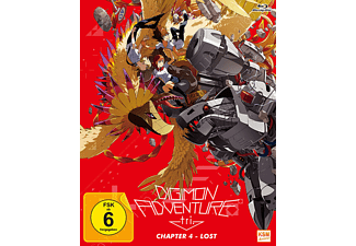 Digimon Adventure Tri Chapter 4 - Lost - (Blu-ray)