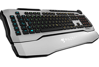 ROCCAT Horde AIMO Membranical, Gaming Tastatur, Rubberdome