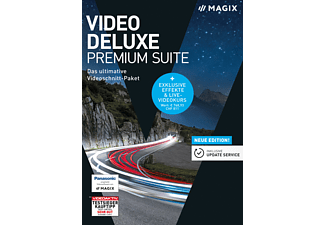 MAGIX Video deluxe Premium Suite