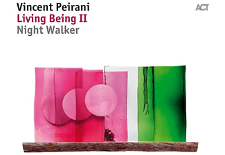 Vincent Peirani - Living Being II-Night Walker - (CD)