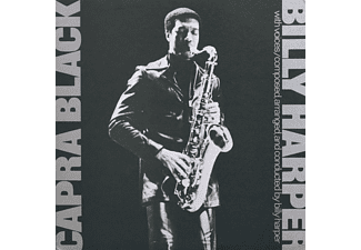 Billy Harper - Capra Black - (Vinyl)
