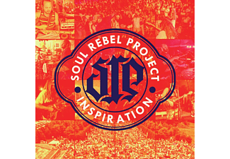 Soul Rebel Project - Inspiration - (CD)