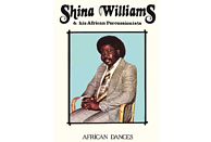 Shina Williams & His African Percussions - African Dances [CD]