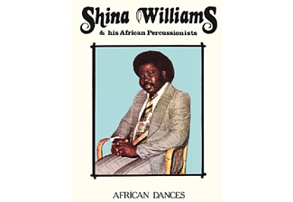 Shina Williams & His African Percussionists - African Dances - (Vinyl)