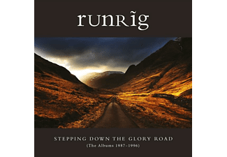 Runrig - Stepping Down The Glory Years (The Albums 1987-96) - (CD)