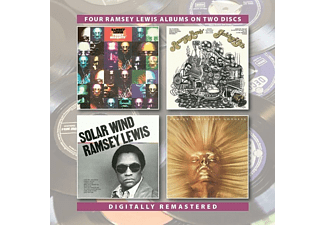 Ramsey Lewis - Funky Serenity/Golden Hits/Solar Wind/Sun Goddess - (CD)