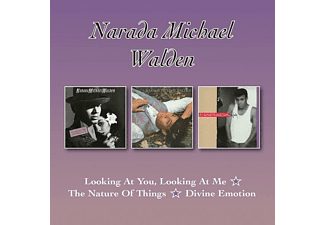 Narada Michael Walden - Looking At You/Nature Of Things/Divine Emotion - (CD)