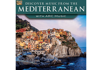 VARIOUS - Discover Music From The Mediterranean - (CD)