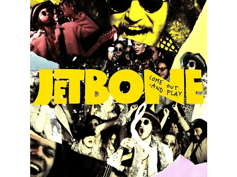 Jetbone - Come Out and Play [CD]