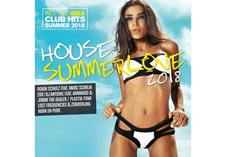 VARIOUS - House Summerlove 2018 - (CD)