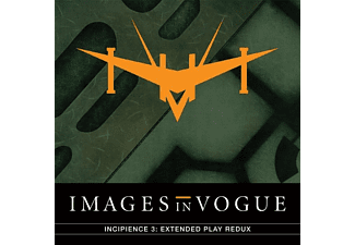 Images In Vogue - Incipience 2: Prerelease Educated Man (Clear Viny) - (Vinyl)